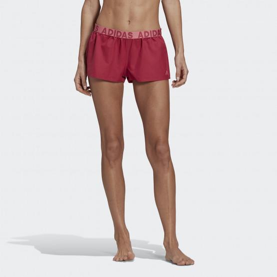 adidas Performance Women's Beach Swim Shorts