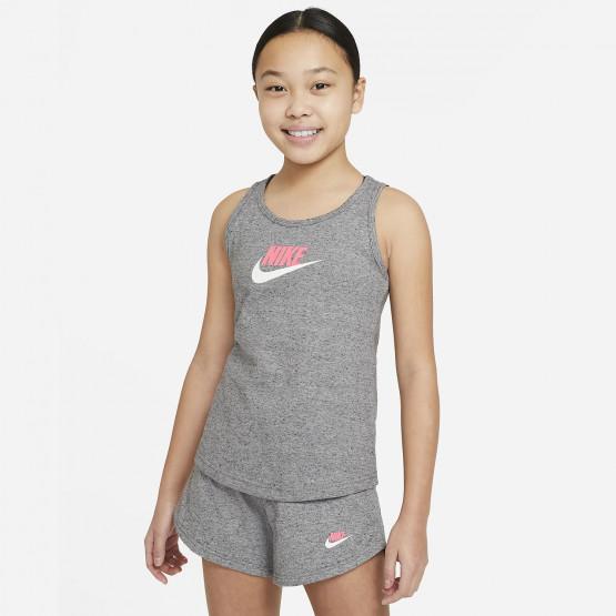 Nike Sportswear Παιδική Αμάνικη Μπλούζα