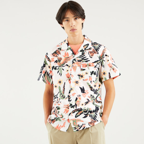 Levis Cubano Shirt Parrotparadise Ma