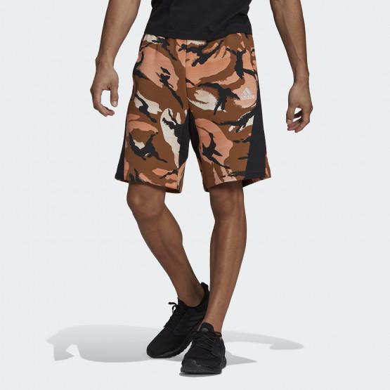 adidas Performance Desert Camouflage Allover Print Men's Shorts