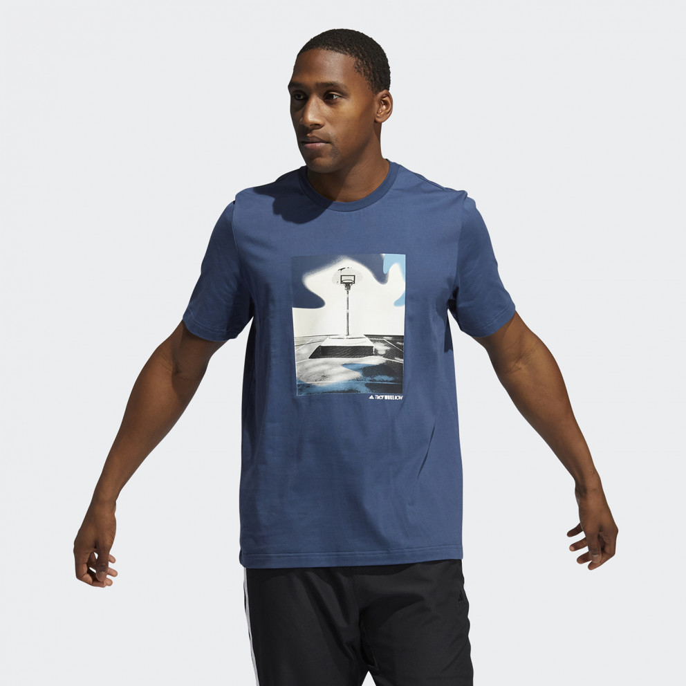 adidas Performance Slept On Graphic Men's T-Shirt