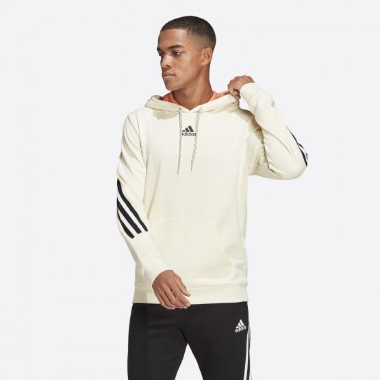 Adidas Sportswear 3-stripes Tape Summer Ανδρικό Hoodie