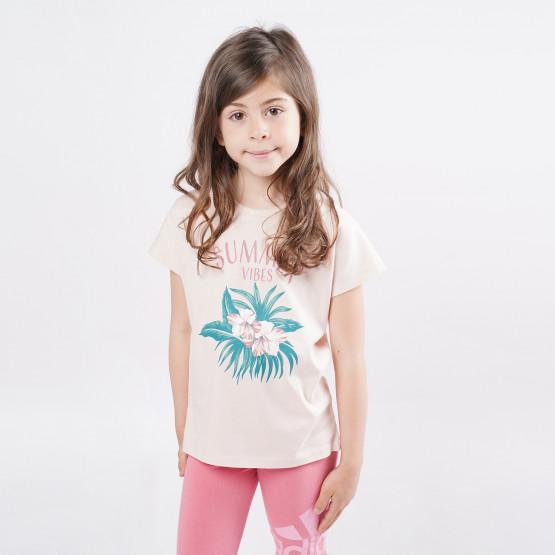 Name it Pinted Capsleeve Kids' T-shirt