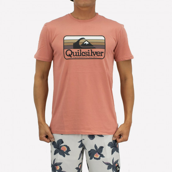 Quiksilver Dreamers Of The Shore Men's T-Shirt