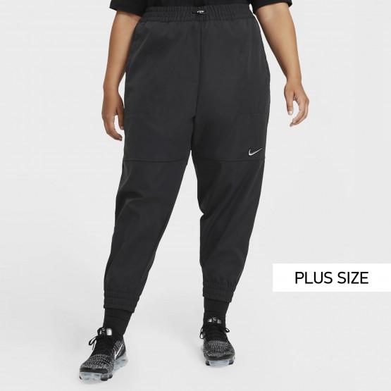 Nike NSW Swoosh Women's Track Pants Plus Size