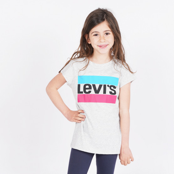Levis Sportswear Logo Παιδική Μπλούζα