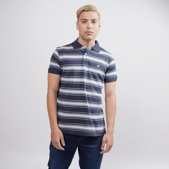 Emerson Men's Single Jersey Polo
