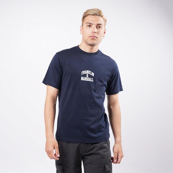 Franklin & Marshall Tshirt-20/1 Jersey