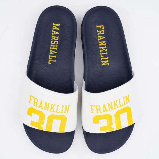 Franklin & Marshall Slipper Thirty Ανδρικά Slides