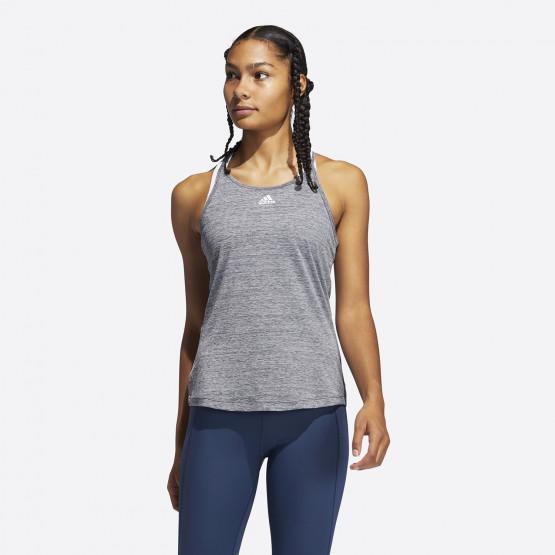 adidas Performance Γυναικείο Αμάνικο T-shirt