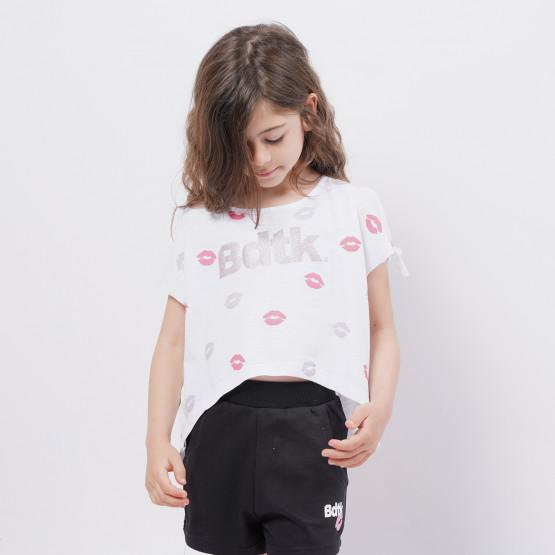 BodyTalk Bdtkg Set Tshirt & Shorts   100%Co Flamma