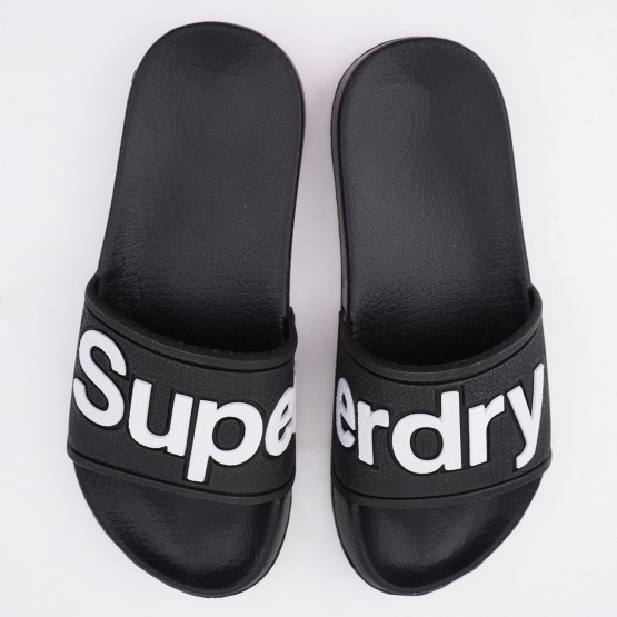 Superdry Eva Pool Γυναικείες Slides