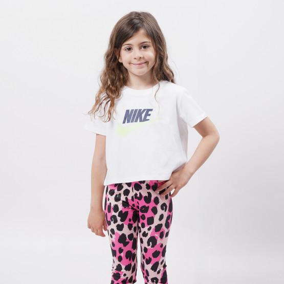 Nike Crop Top Futura Kid's T-Shirt