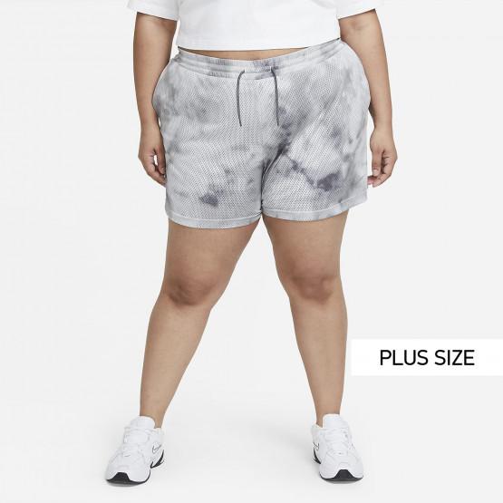 Nike Sportswear Icon Clash Women's Plus Size Shorts
