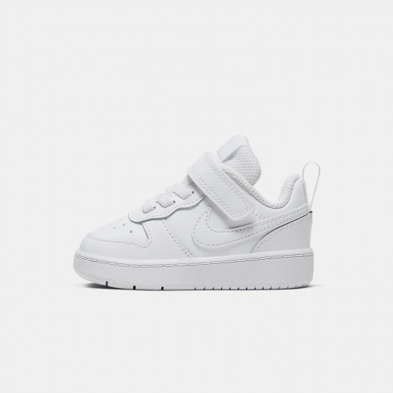 Nike Court Borough Low 2 Βρεφικά Παπούτσια