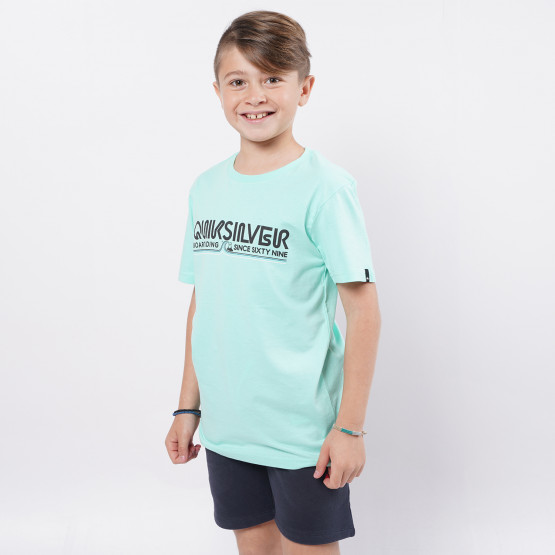 Quiksilver Like Gold Παιδικό T-Shirt