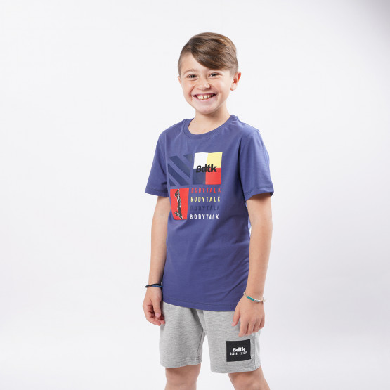 BODYTALK Παιδικό T-shirt για Αγόρια