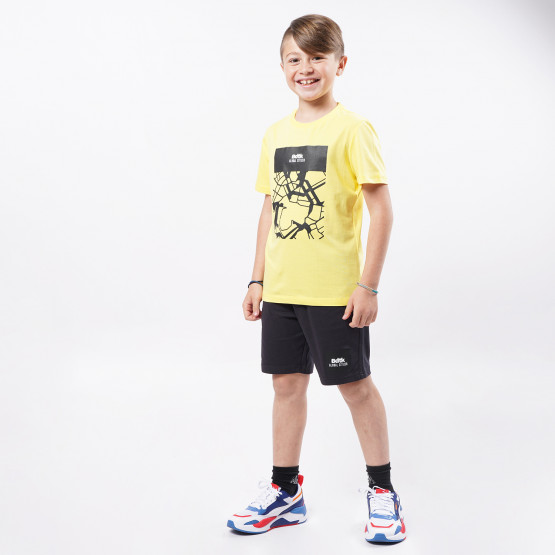 BODYTALK Παιδικό Σετ Σορτς & Μπλούζα για Αγόρια