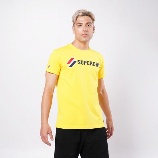 Superdry Sportstyle Ανδρική Μπλούζα