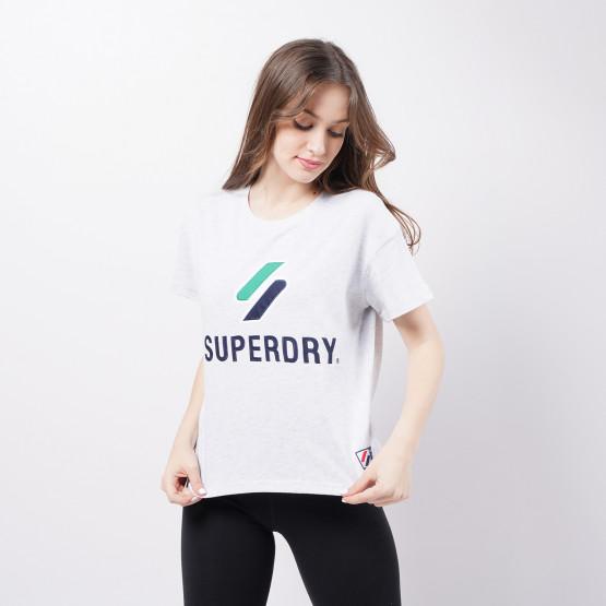 Superdry Sportstyle Γυναικείο T-shirt