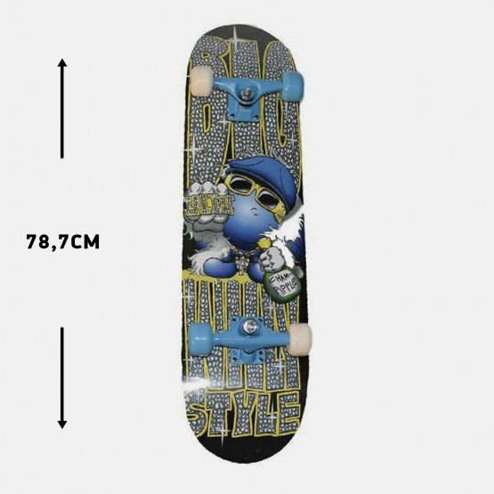 Athlopaidia Big Willy Skateboard