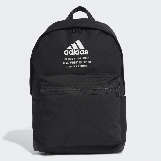 adidas Performance Classic Twill Fabric Backpack
