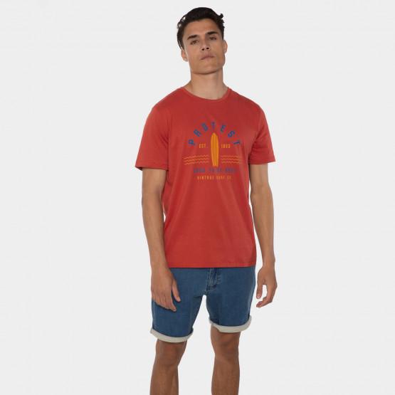 Protest Berry Ανδρικό T-Shirt