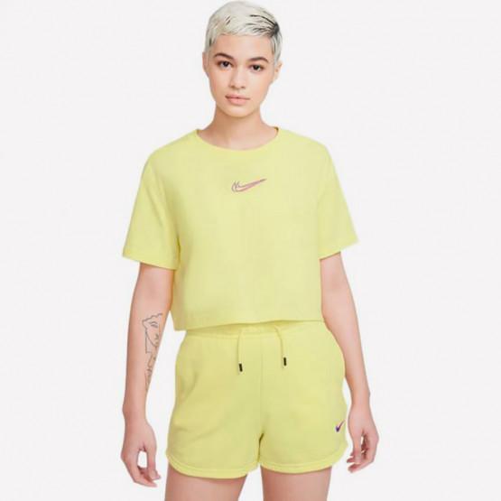 Nike Sportswear Dance Γυναικείο Crop Top