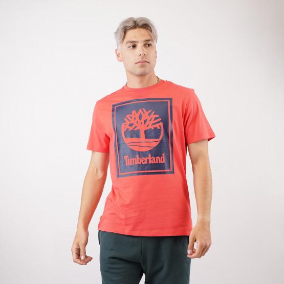 Timberland YC Stack Logo Ανδρικό T-Shirt
