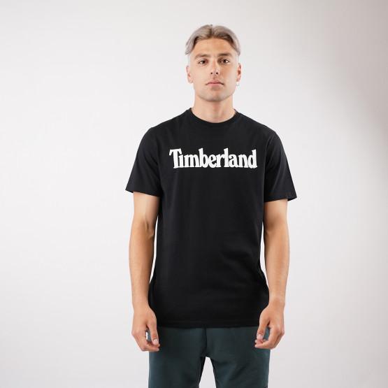Timberland K-R Brand Linear Ανδρικό T-Shirt