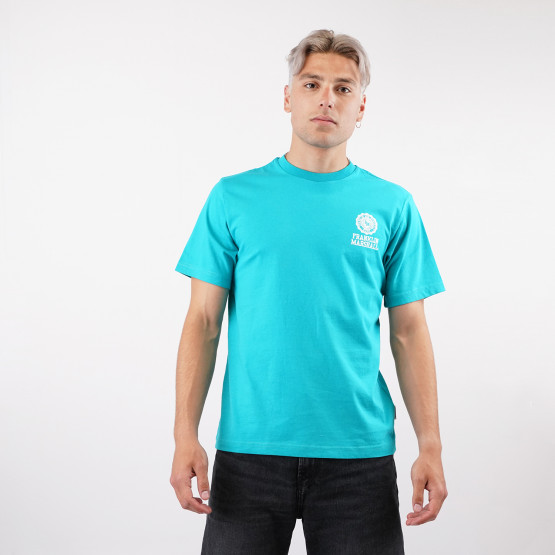 Franklin & Marshall Mini Logo Aνδρικό T-Shirt