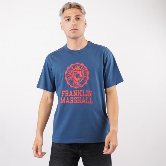 Franklin & Marshall Ανδρικό T-shirt