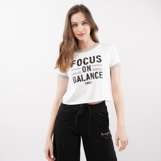 Target Crop Top Καλτσα 1/30 ''Focus''