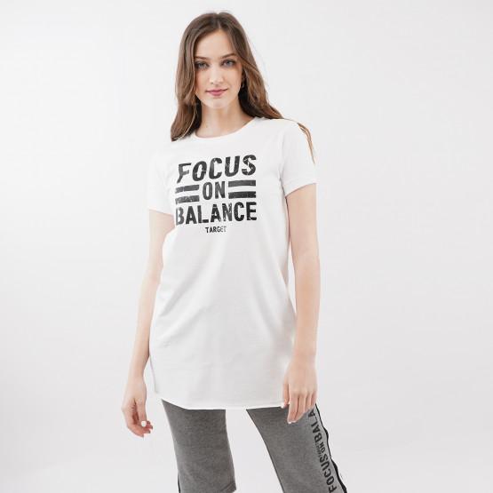 Target ''Focus'' Woman's T-Shirt