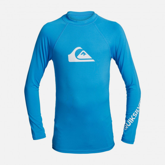 Quiksilver All Time Ls Youth Wetsuits