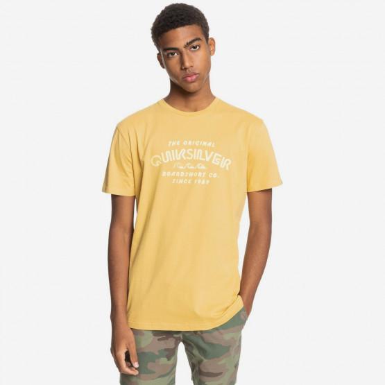 Quiksilver Wider Mile Men's T-Shirt