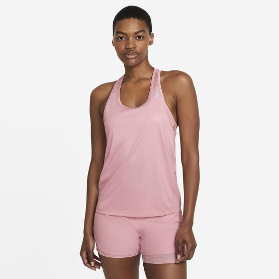 Nike Miler Γυναικεία Αμάνικη Μπλούζα για Τρέξιμο
