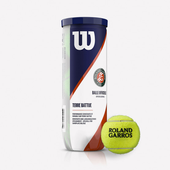 Wilson Roland Garros Clay Ct 3 Ball