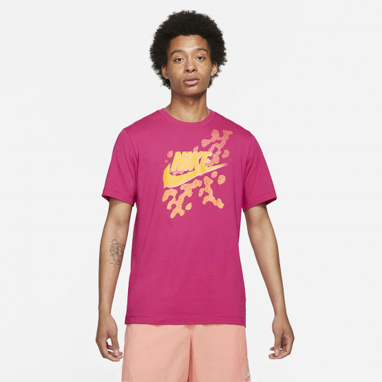 Nike Sportswear Beach Party Futura Ανδρικό T-Shirt
