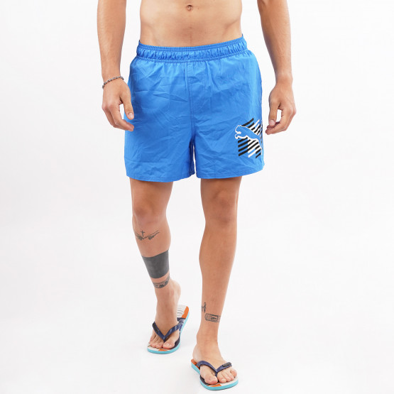 Puma ESS+ Graphic Swim Shorts