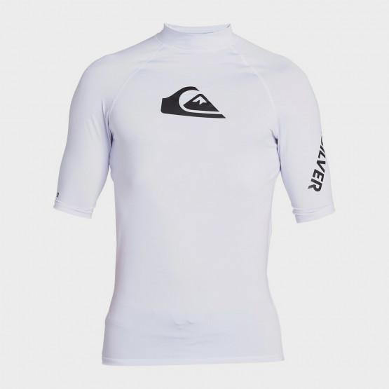 Quiksilver All Time UPF 50 Ανδρικό UV T-shirt