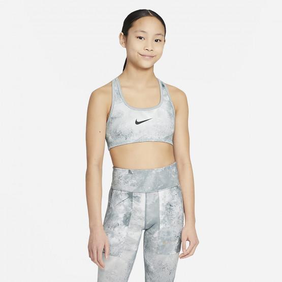 Nike Swoosh Παιδικό Αθλητικό Μπουστάκι