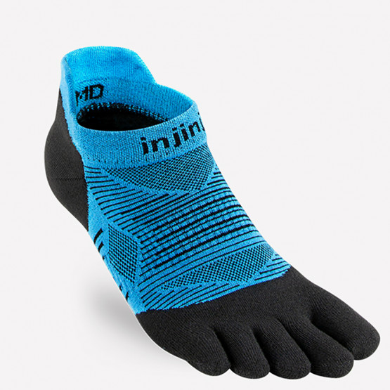 INJINJI Run Lightweight No-Show Unisex Socks