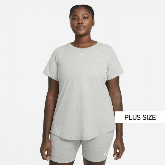 Nike Sportswear Essential Plus Size Γυναικείο T-shirt
