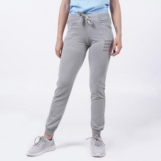 Target Γυναικείο Παντελόνι Φόρμας