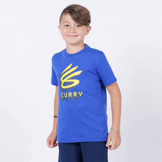 Under Armour Stephen Curry Παιδικό T-Shirt