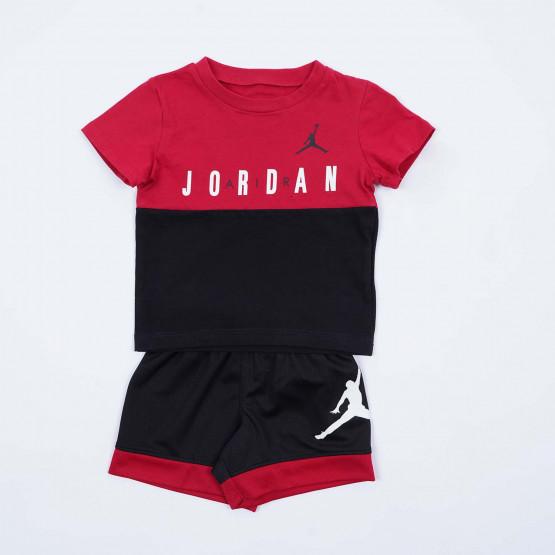 Jordan Jdb Big Block Infants Set