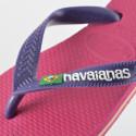 Havainas Brasil Logo Παιδικές Σαγιονάρες