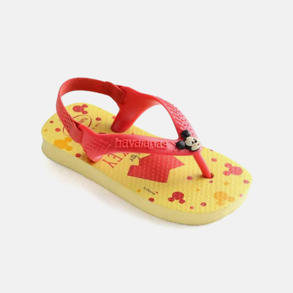 Havaianas Baby Disney Classics II Toddlers Flips Flops