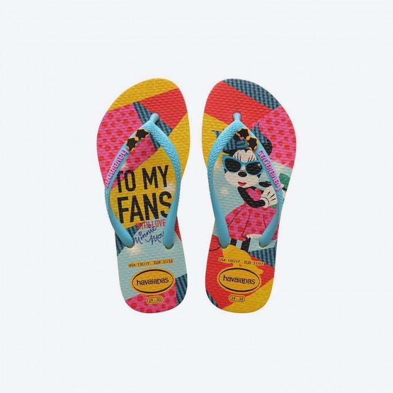 Havaianas Disney Cool Kid's Flip-Flops